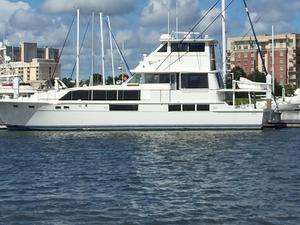Used Bertram 68 Custom CPMY Motor Yacht For Sale