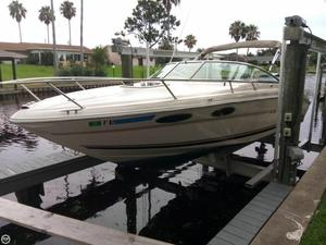 Used Sea Ray 230 Overnighter Ski and Wakeboard Boat For Sale