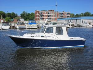 Used Eastern Lobster Fisherman Commercial Boat For Sale