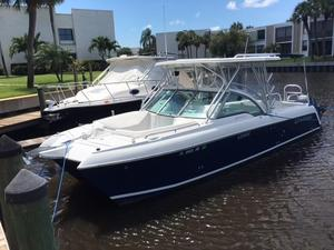 Used Glacier Bay 2740 Dual Console Saltwater Fishing Boat For Sale