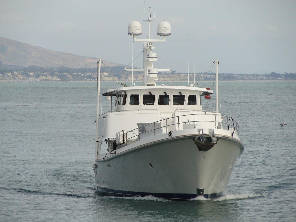 2008 Used Nordhavn 62 Motor Yacht For Sale - $1,295,000