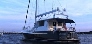 Used Nordhavn 56 Motorsailer Motor Yacht For Sale