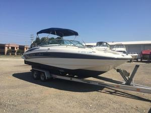 Used Crownline 240 EX Bowrider Boat For Sale
