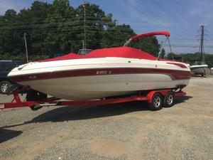 Used Bryant 240 Bowrider Boat For Sale