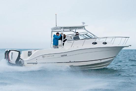 New Striper 290 Walkaround Center Console Fishing Boat For Sale