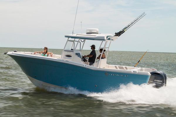 New Striper 270 Center Console Center Console Fishing Boat For Sale