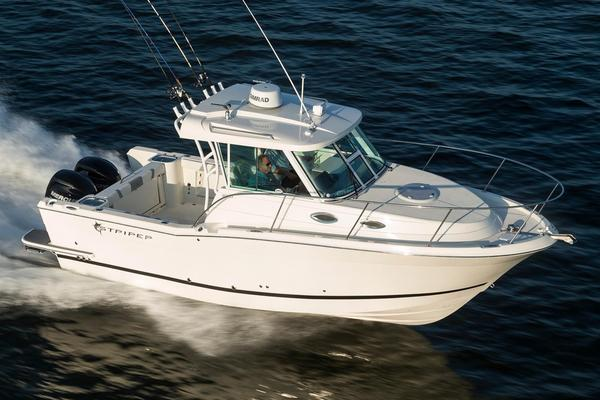 New Striper 270 Walkaround Center Console Fishing Boat For Sale