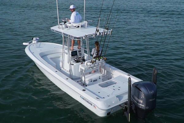 New Contender 25 Bay Saltwater Fishing Boat For Sale
