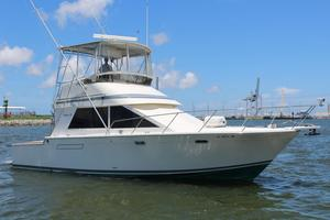 Used Pearson 38 Convertible Sports Fishing Boat For Sale
