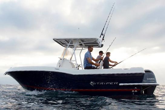New Striper 220 Center Console Center Console Fishing Boat For Sale