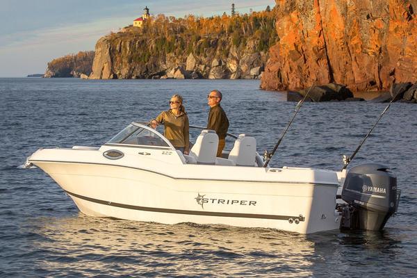 New Striper 200 Dual Console Cruiser Boat For Sale