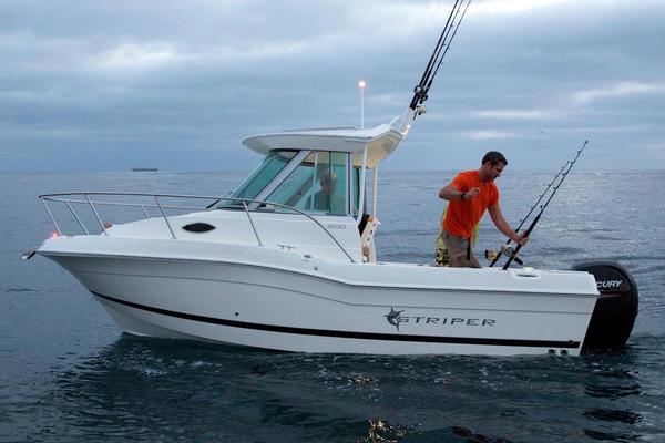 New Striper 200 Walkaround Center Console Fishing Boat For Sale