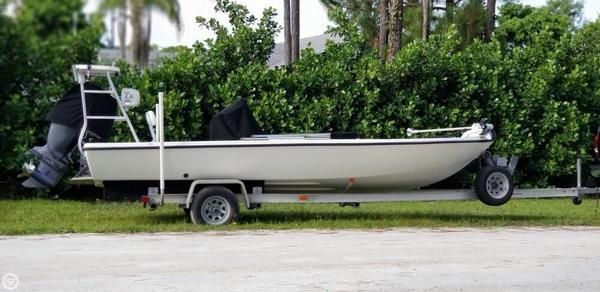 Used Carolina Skiff Sea Chaser 200 Flats Fishing Boat For Sale