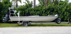 Used Carolina Skiff Sea Chaser 200 Flats Fishing Boat For Sale