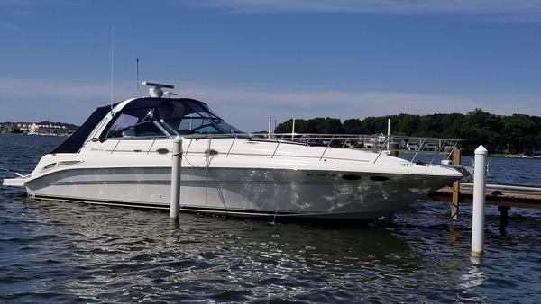 Used Sea Ray 410 Sundancer Cruiser Boat For Sale