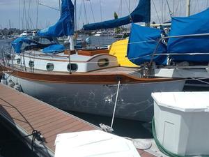 Used Ta Shing Baba 30 Cruiser Sailboat For Sale