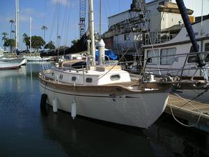 Used Ta Shing Baba 30 Cruiser Sailboat For Sale