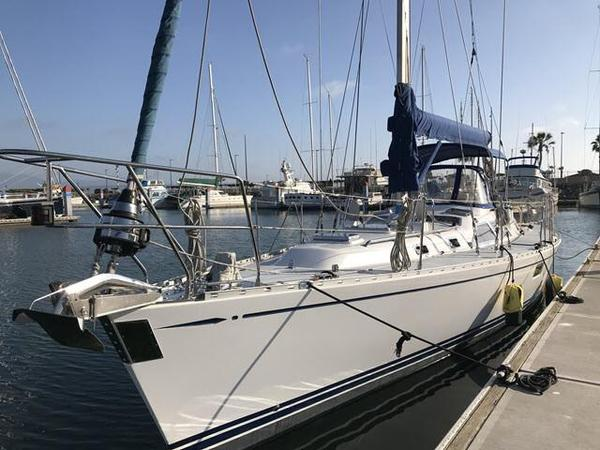 Used Hylas H46 Cruiser Sailboat For Sale