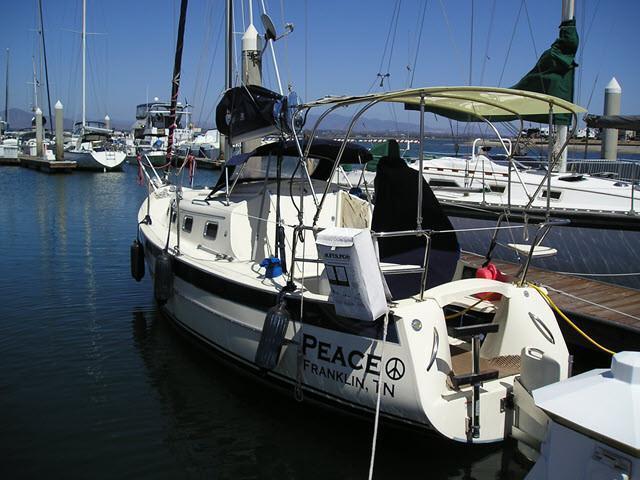 2012 Used Hake / Seaward 26 Cruiser Sailboat For Sale - $64,000