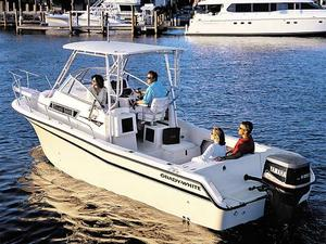 Used Grady-White Islander 268 Center Console Fishing Boat For Sale