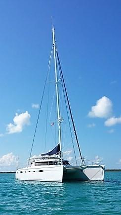 Used Fountaine Pajot Eleuthera 60 Catamaran Sailboat For Sale
