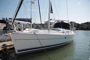 Used Hunter 44 Deck Salon Other Sailboat For Sale