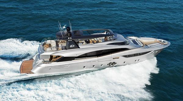 New Monte Carlo Yachts MCY 105 Motor Yacht For Sale