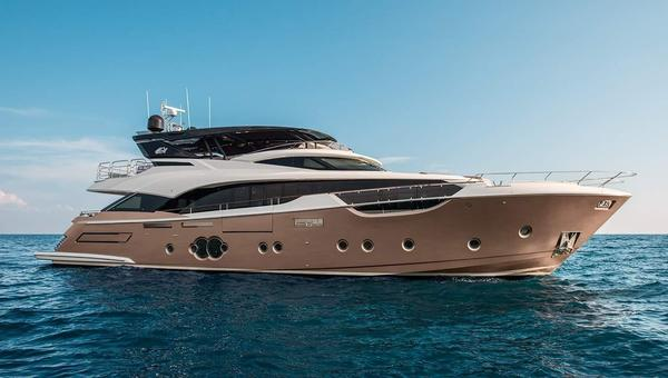 New Monte Carlo Yachts MCY 96 Motor Yacht For Sale
