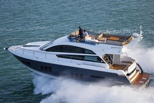 Used Fairline Squadron 50 Flybridge Boat For Sale