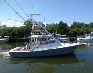 Used Shamrock GS Cummins Warranty Sports Fishing Boat For Sale