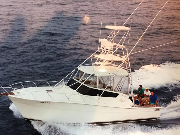 Used Topaz 32 Royale Sports Fishing Boat For Sale