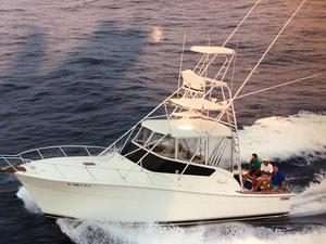 Used Topaz 32 Royale New Cummins Saltwater Fishing Boat For Sale