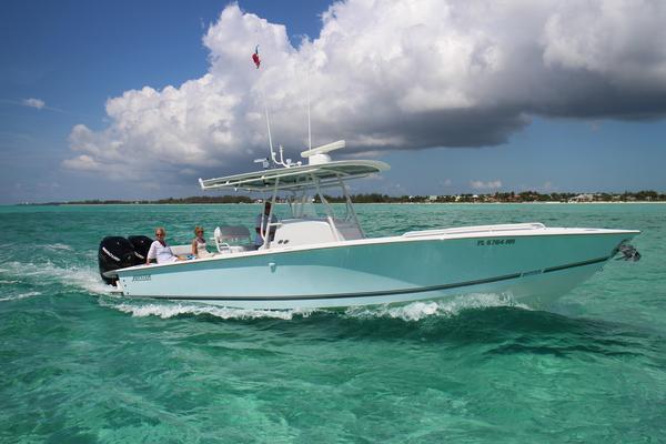 Used Jupiter Sports Fishing Boat For Sale