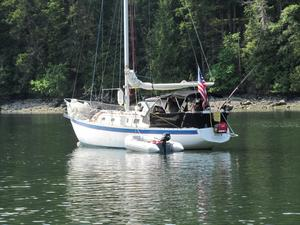 Used Endeavour 32 Sloop Sailboat For Sale