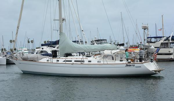 Used Tayana 52 Aft Cockpit Cruiser Sailboat For Sale