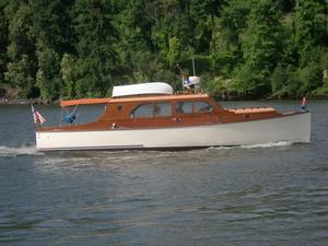 Used Custom Russell Rathbone Antique and Classic Boat For Sale