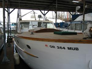 Used Custom August Nelson Antique and Classic Boat For Sale