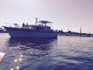 Used Chris-Craft Conqueror Motor Yacht For Sale