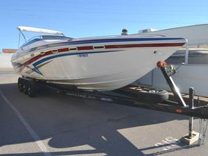 Used Advantage Offshore High Performance Boat For Sale
