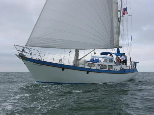 Used Transpacific Marine T-49 Cruising Ketch Sailboat For Sale