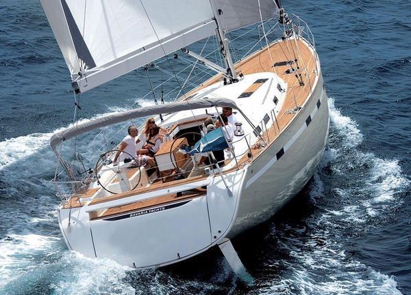 Used Bavaria Cruiser 55 Cruiser Sailboat For Sale