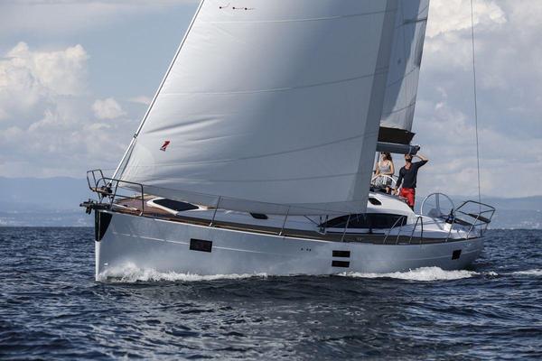 Used Elan Impression 45 Cruiser Sailboat For Sale