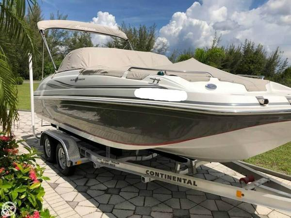 Used Hurricane SD 187 OB Deck Boat For Sale