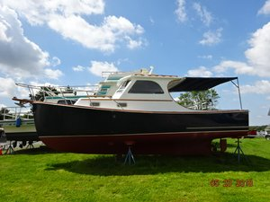 Used Sisu Commercial Boat For Sale