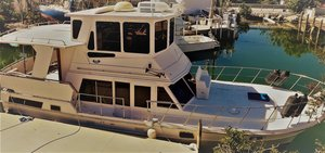 Used Heritage East 40 Trawler Boat For Sale