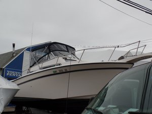 Used Grady-White 268 Islander Center Console Fishing Boat For Sale