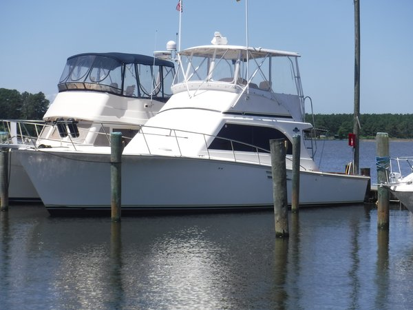 Used Onset 42 Sportfish Convertible Fishing Boat For Sale