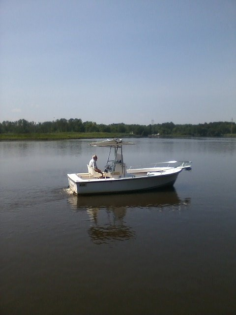 Used Shamrock 20 Open Fish Other Boat For Sale