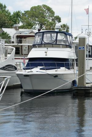 Used Carver 355 Aft Cabin Motor Yacht For Sale