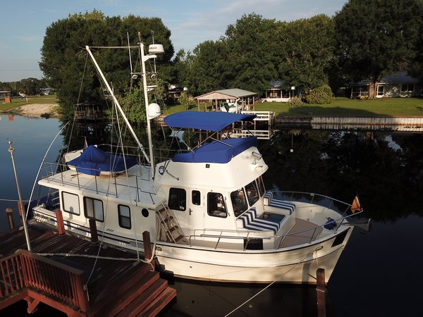 Used Pacific Trawler PT40 Pilothouse Boat For Sale